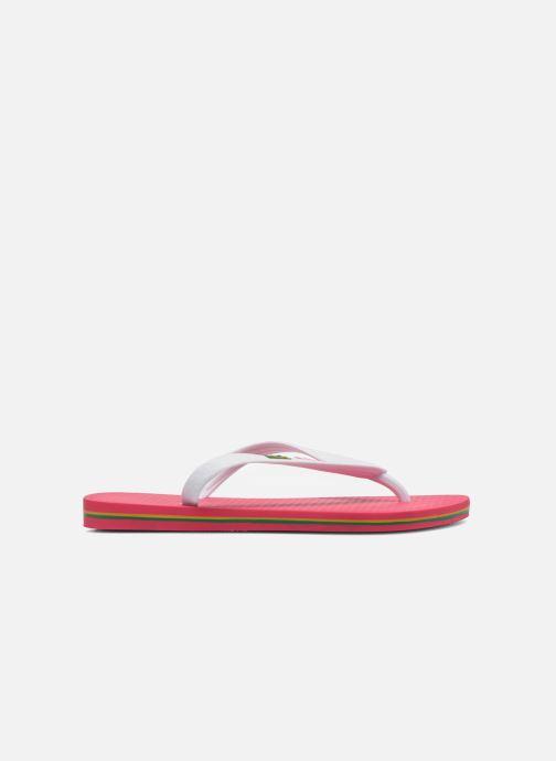 Slippers Ipanema Classica Brasil II f Roze achterkant