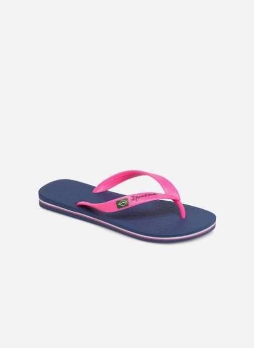 Flip flops & klipklapper Ipanema Classica Brasil II f Blå detaljeret billede af skoene