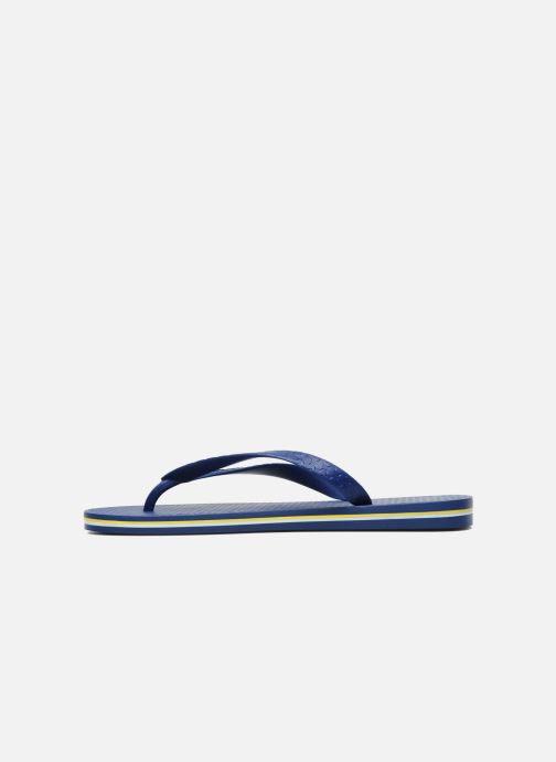 Flip flops Ipanema Classic Brasil II M Blue front view