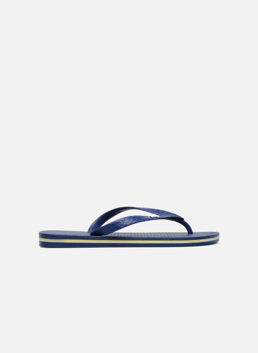 Slippers Ipanema Classic Brasil II M Blauw achterkant