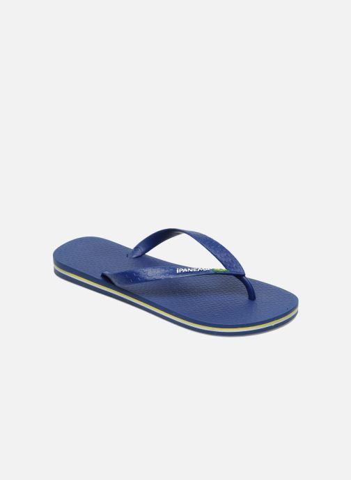Slippers Ipanema Classic Brasil II M Blauw detail