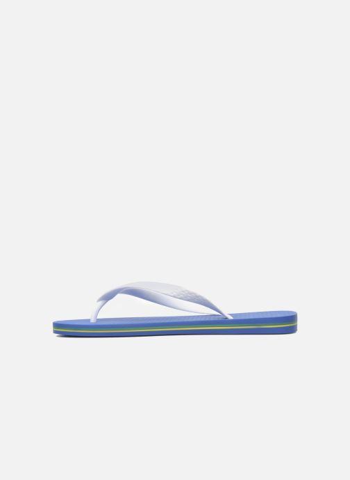 Slippers Ipanema Classic Brasil II M Blauw voorkant