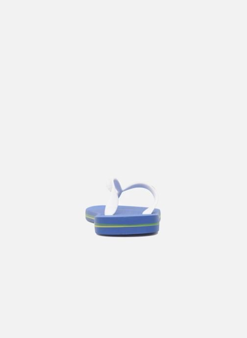 Slippers Ipanema Classic Brasil II M Blauw rechts