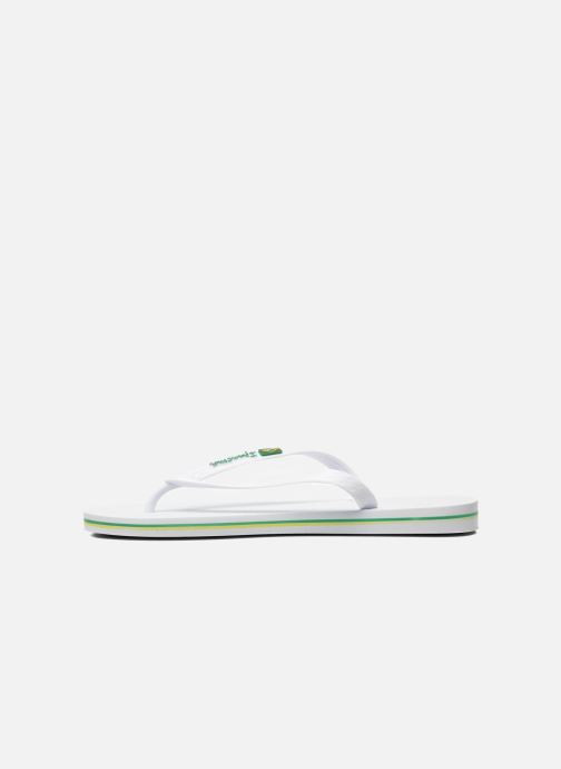 Slippers Ipanema Classic Brasil II M Wit voorkant