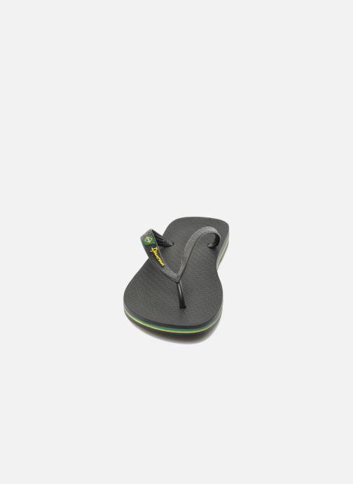 Zehensandalen Ipanema Classic Brasil II M schwarz schuhe getragen