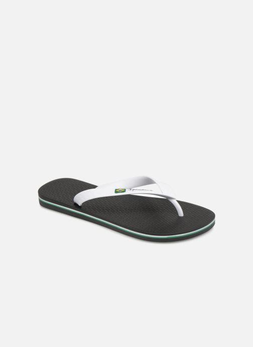 Slippers Ipanema Classic Brasil II M Zwart detail