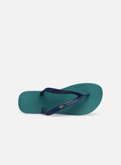Slippers Ipanema Classic Brasil II M Grijs links