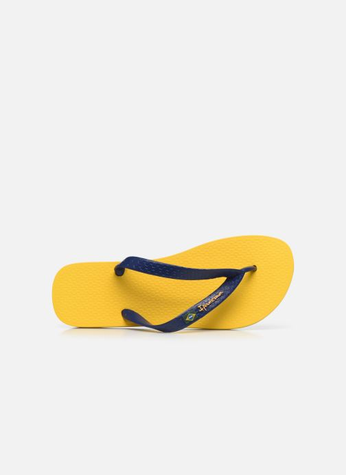 Slippers Ipanema Classic Brasil II M Geel links