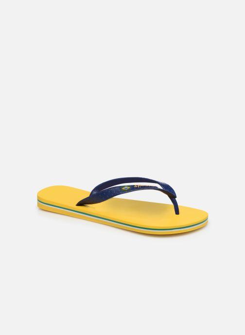 Slippers Ipanema Classic Brasil II M Geel detail