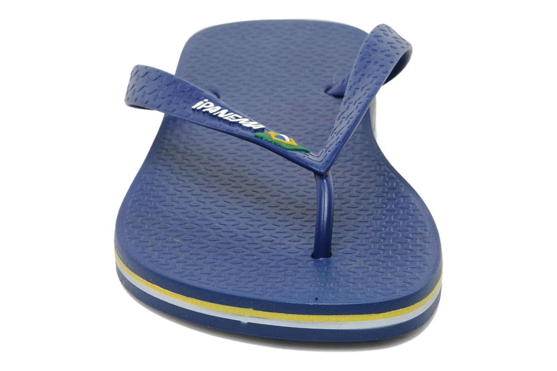 Slippers Ipanema Classic Brasil II M Blauw model
