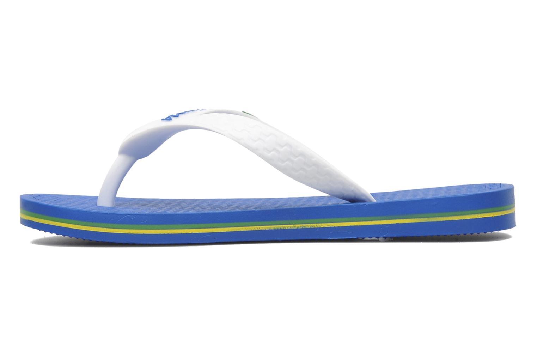 Zehensandalen Ipanema Classic brasil II k blau ansicht von vorne