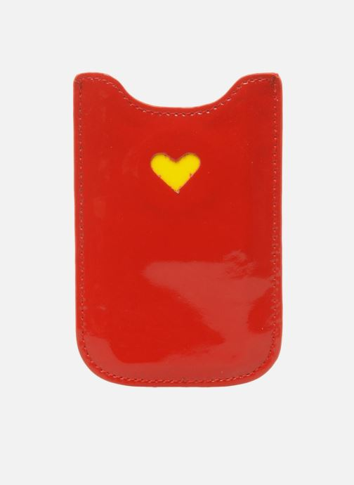Petite Maroquinerie Mellow Yellow LISTELOR Rouge vue face