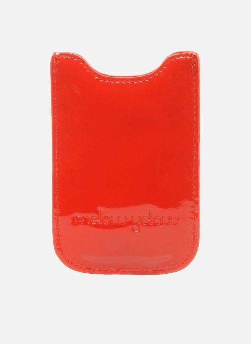 Petite Maroquinerie Mellow Yellow LISTELOR Rouge vue détail/paire