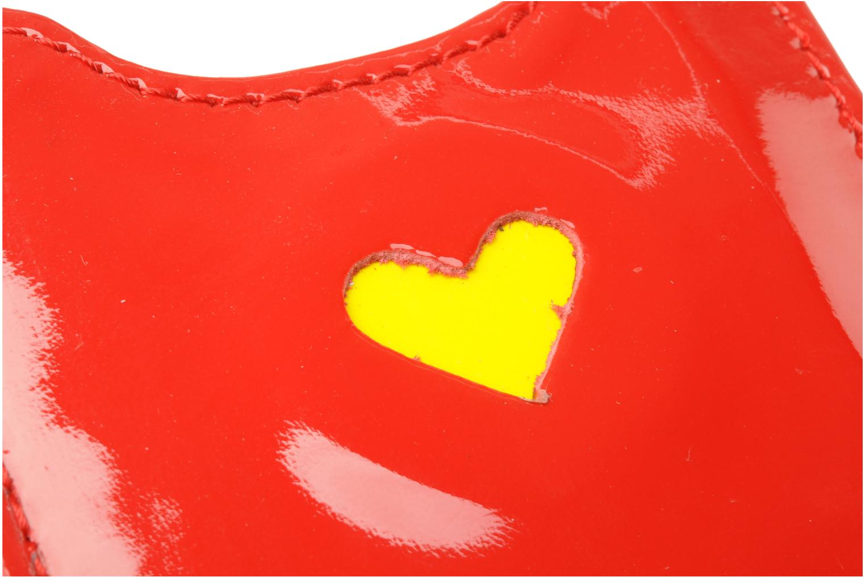 Petite Maroquinerie Mellow Yellow LISTELOR Rouge vue gauche