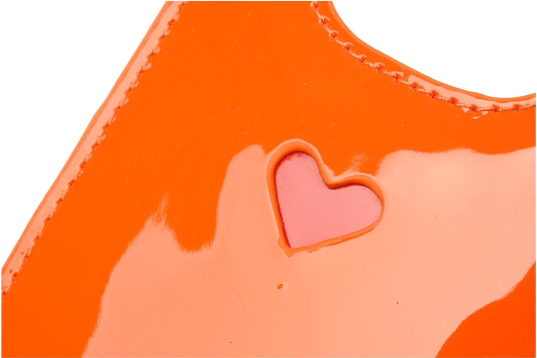 Petite Maroquinerie Mellow Yellow LISTELOR Orange vue gauche