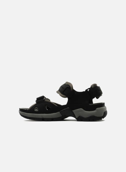 Chaussures de sport ALLROUNDER Alligator Noir vue face