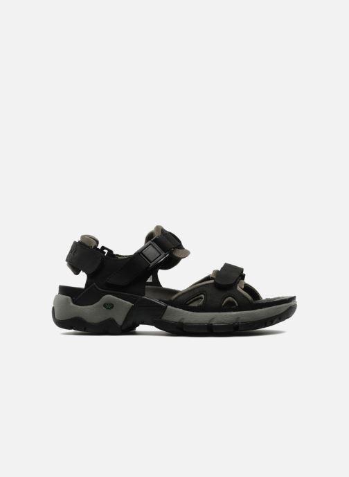 Chaussures de sport ALLROUNDER Alligator Noir vue derrière
