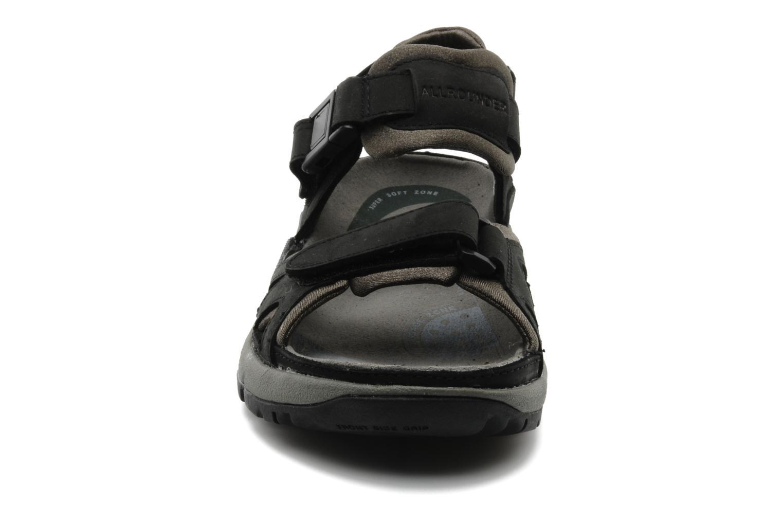 Sportschoenen Allrounder by Mephisto Alligator Zwart model