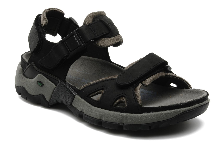 Allrounder by Mephisto Alligator (Noir) - Chaussures de sport en Más cómodo Chaussures femme pas cher homme et femme