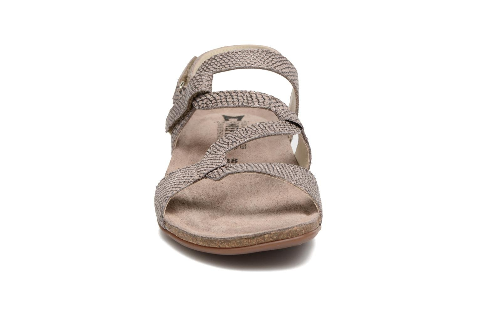 Sandals Mephisto Adelie Beige model view