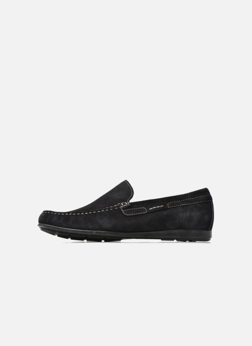 Loafers Mephisto Algoras Blue front view