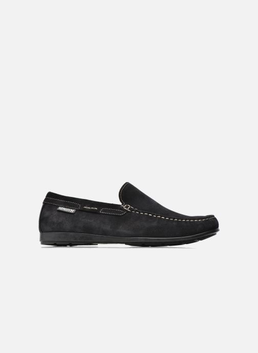 Loafers Mephisto Algoras Blue back view