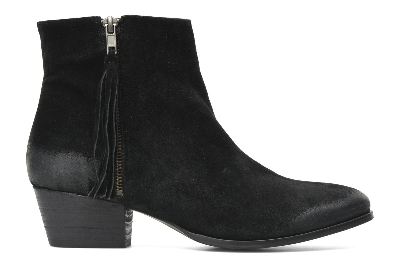 Bottines et boots Georgia Rose Timalo Noir vue derrière