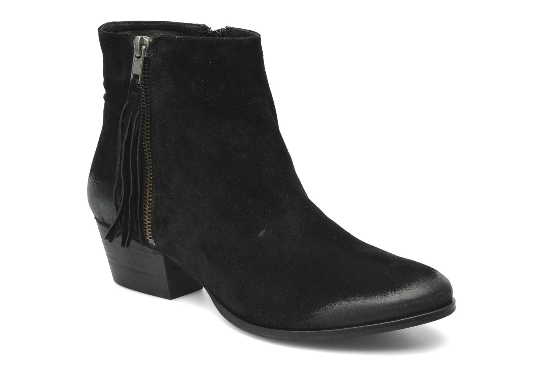 Bottines et boots Georgia Rose Timalo Noir vue détail/paire