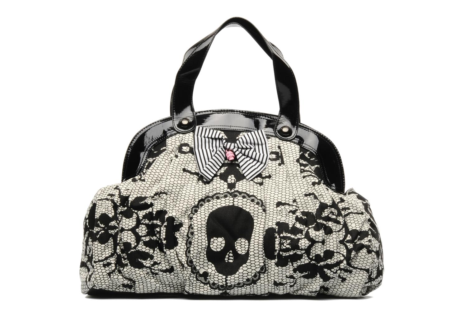 Handbags Iron Fist Lacey Days Black Detailed View Pair