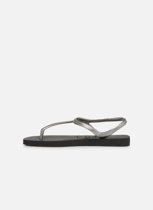 Sandals Havaianas Flash Urban Grey front view