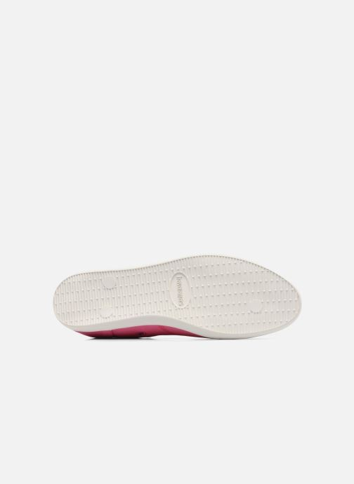 Trainers Havaianas Essentia Low W Pink view from above
