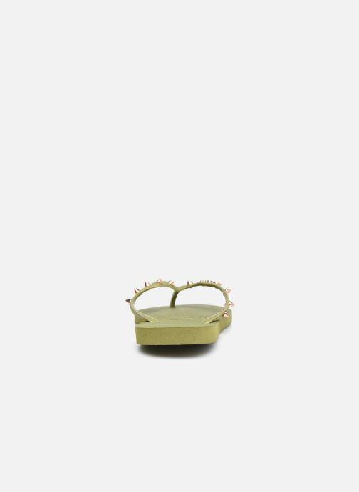 Flip flops & klipklapper Havaianas Slim Hardware Grøn Se fra højre