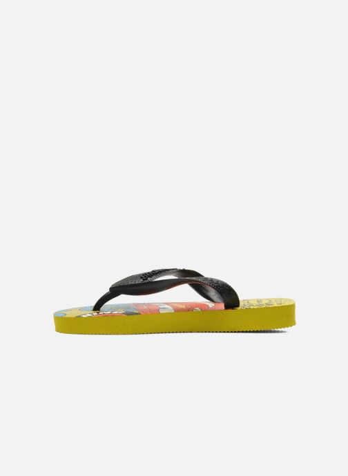 Tongs Havaianas Kids Cars Multicolore vue face