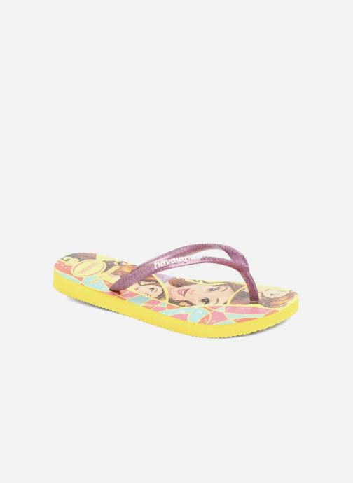 5de7878d0451 Havaianas Kids Slim Princess (Giallo) - Infradito chez Sarenza (286628)