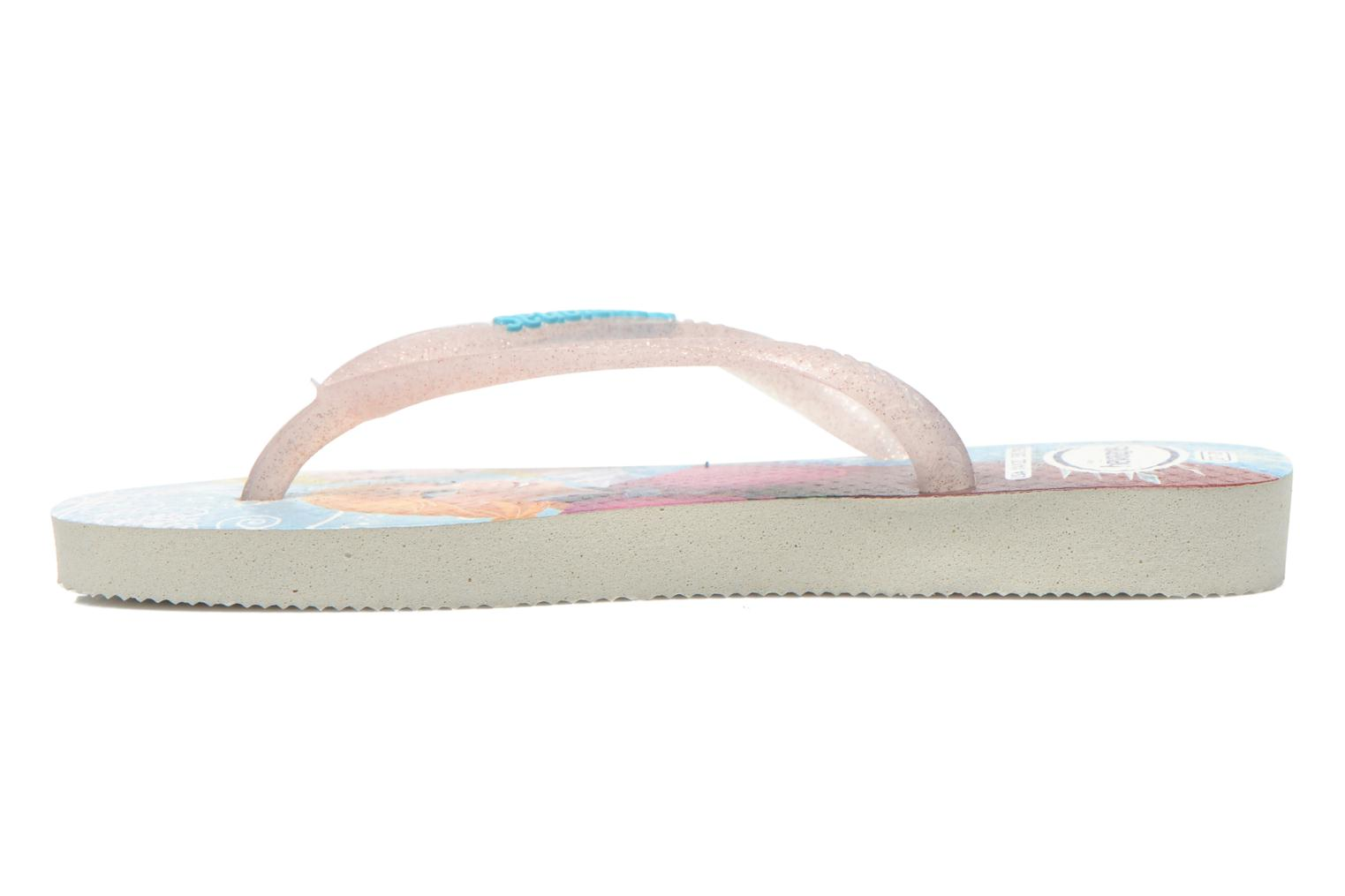 Slippers Havaianas Kids Slim Princess Multicolor voorkant