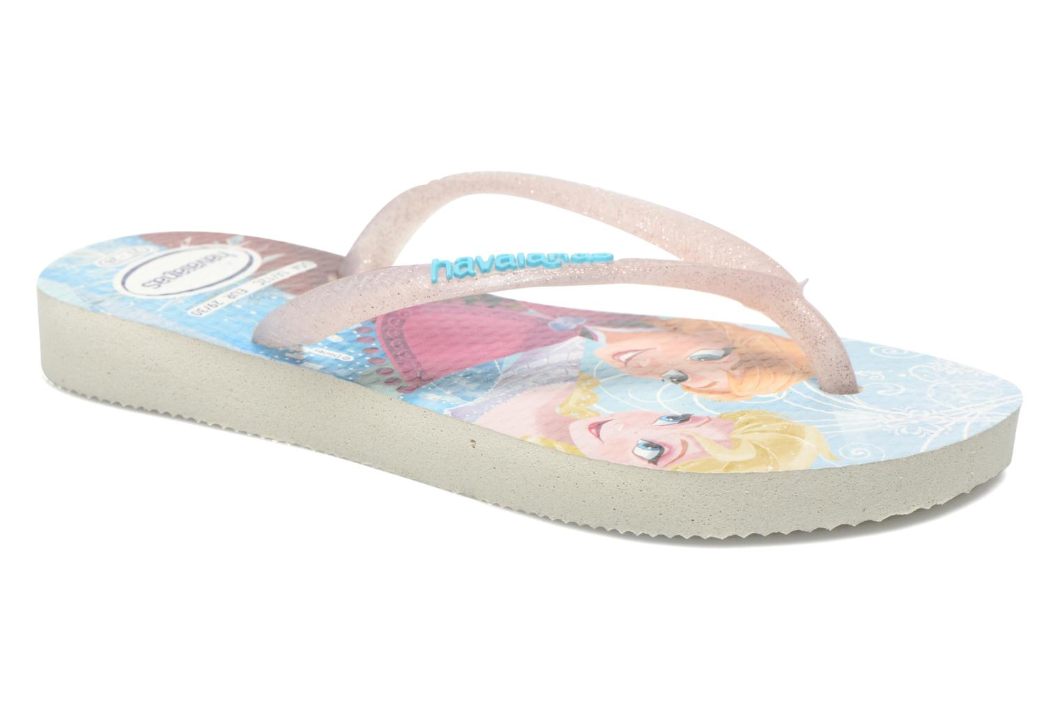 Chanclas Havaianas Kids Slim Princess Multicolor vista de detalle / par