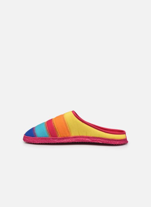 Pantofole Giesswein Azusa Multicolore immagine frontale