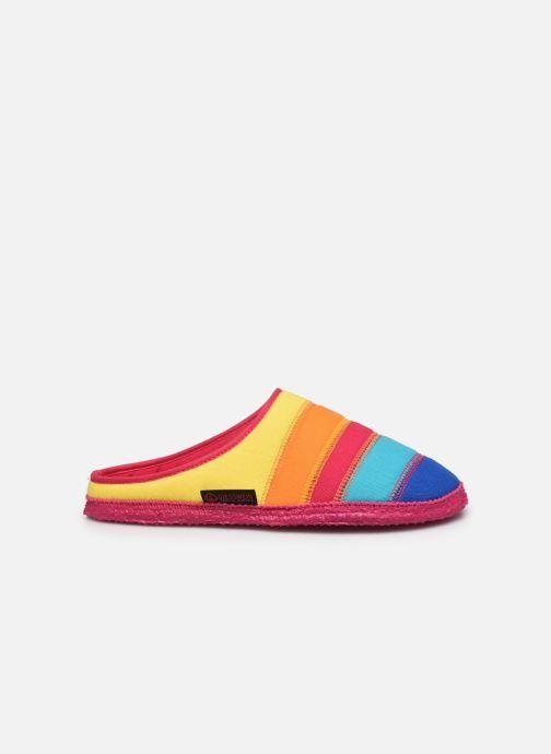 Pantofole Giesswein Azusa Multicolore immagine posteriore