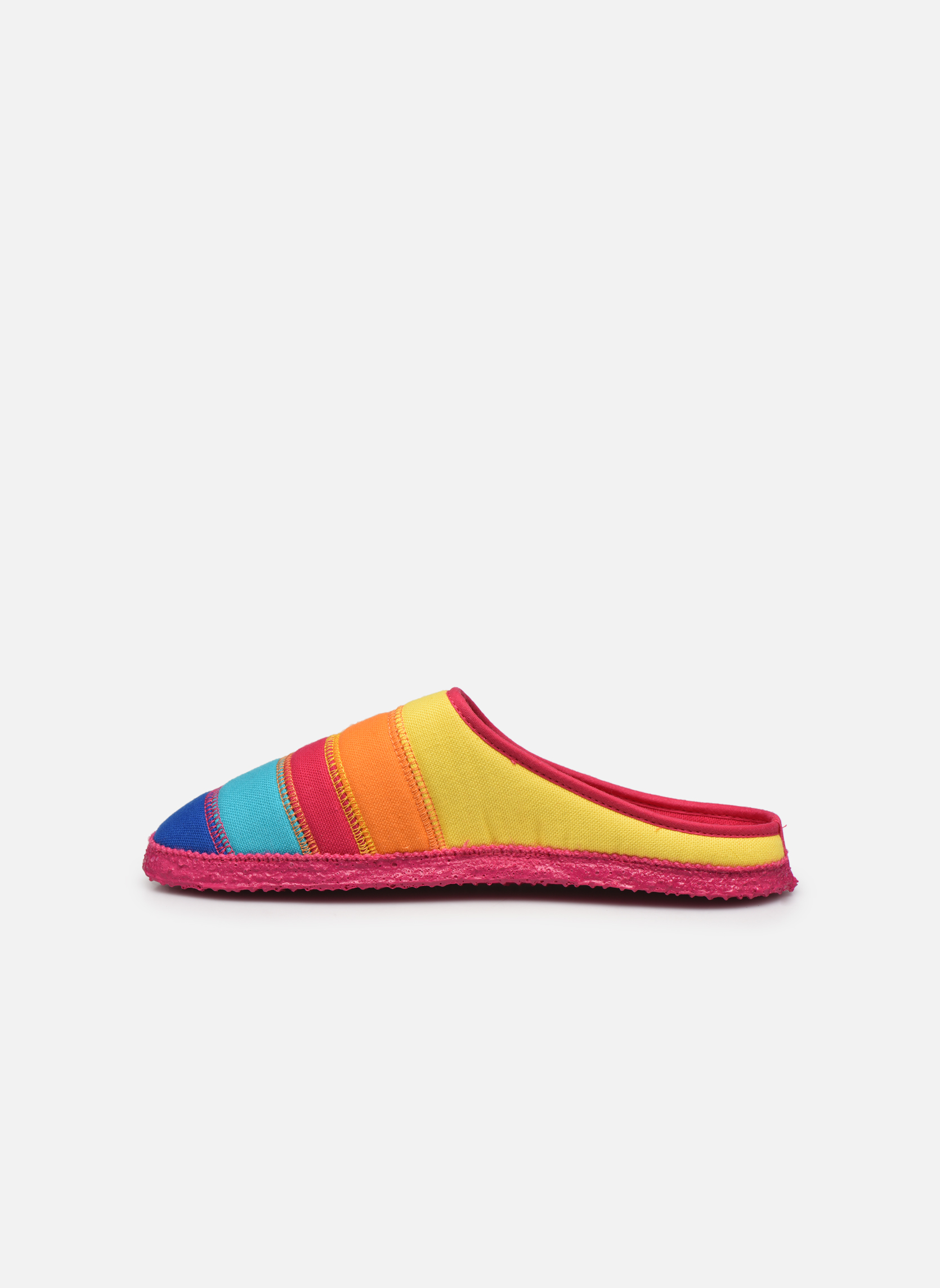 Slippers Giesswein Azusa Multicolor front view