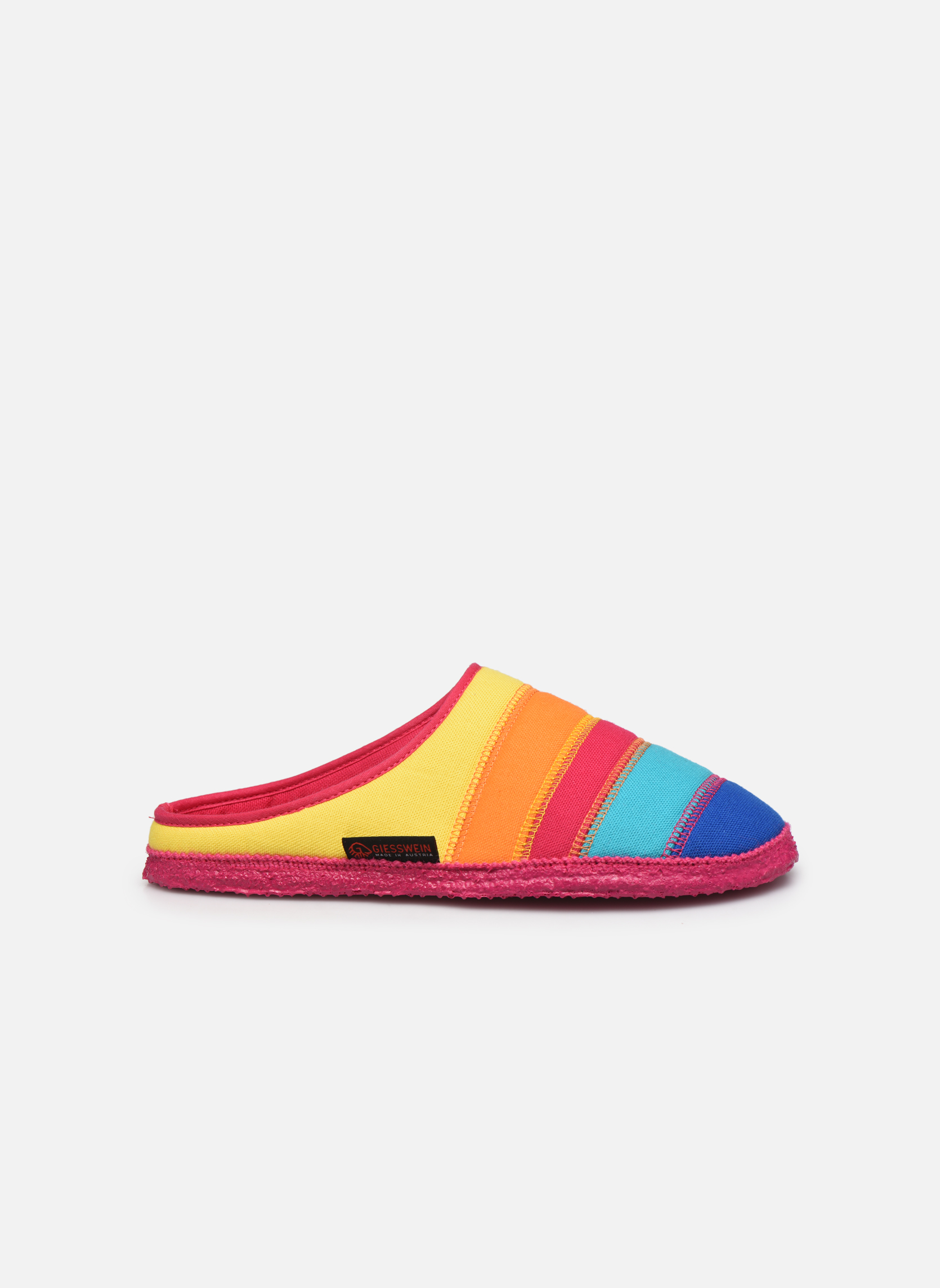 Slippers Giesswein Azusa Multicolor back view
