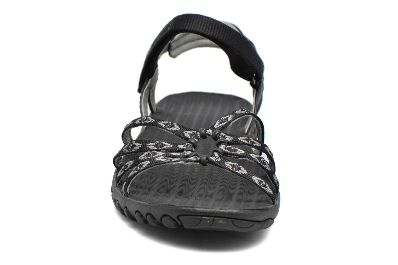 Scarpe sportive Teva Kayenta W Nero modello indossato
