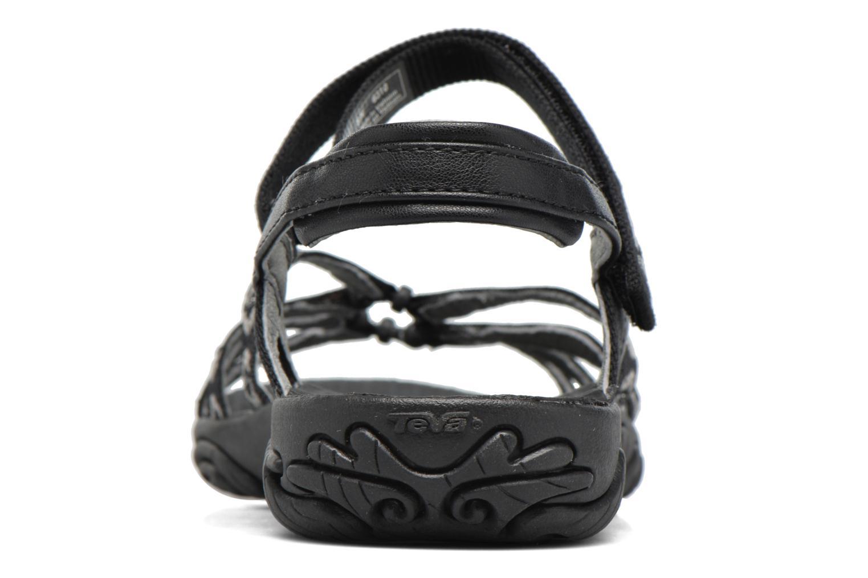 Scarpe sportive Teva Kayenta W Nero immagine destra
