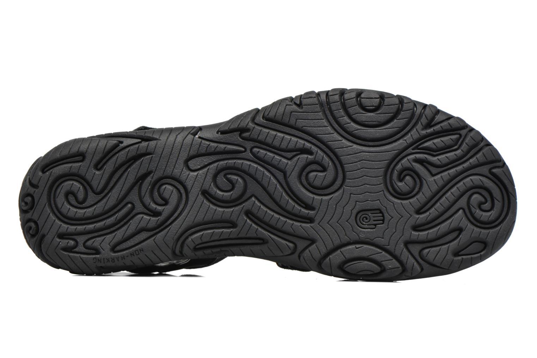 Scarpe sportive Teva Kayenta W Nero immagine dall'alto
