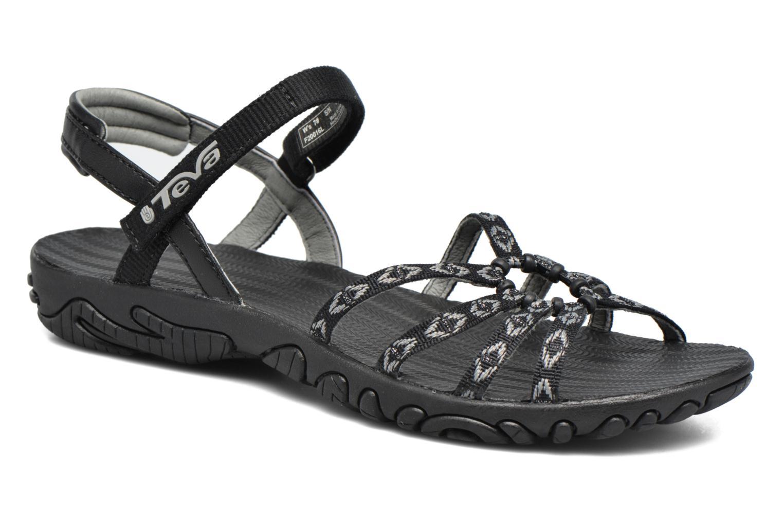 Teva Kayenta W (Noir) - Chaussures de sport en Más cómodo Spécial temps limité
