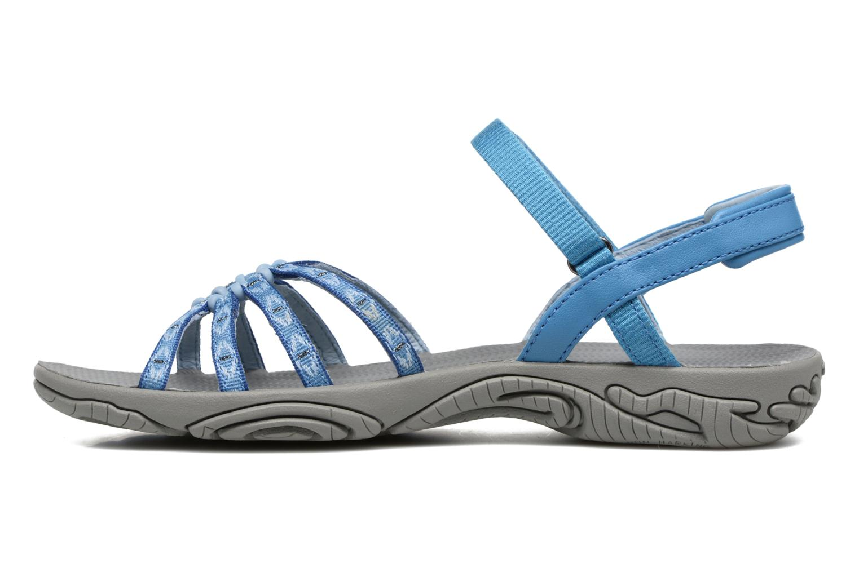 Scarpe sportive Teva Kayenta W Azzurro immagine frontale
