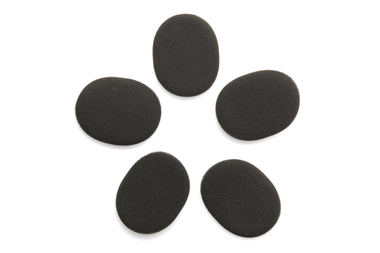Zolen Lady's Secret Mini-pads - No Hurt! Zwart detail