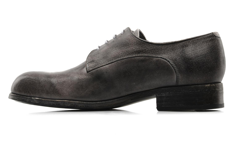 Chaussures à lacets Free Lance Azev 4 derby Gris vue face