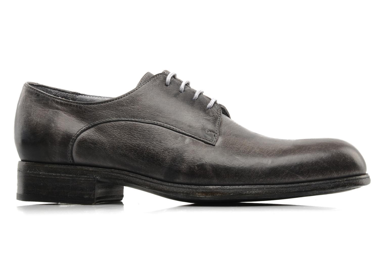 Chaussures à lacets Free Lance Azev 4 derby Gris vue derrière