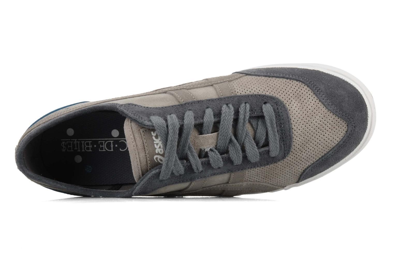 Baskets Asics Retro Rocket & Shoes Up Gris vue gauche