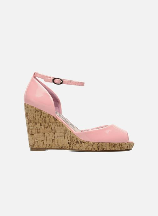 Sandals Refresh Arue Pink back view